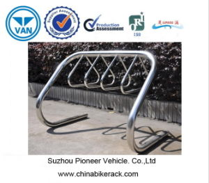 2-7 Bikes Capacity Bike Stand pictures & photos