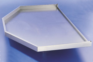 Large Size Sheet Metal Processing with Surface Treatment (GL026) pictures & photos
