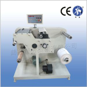 PP Spunbond Non Woven Fabric Slitting Machine with Unwinding Machine) pictures & photos