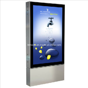 Outdoor Advertising Standred Scrolling Light Box pictures & photos