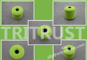 Polyester Spun Yarn (42s/ 2) for Koren Market pictures & photos