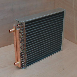 Water to Air Copper Heat Exchanger pictures & photos