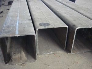 Square Tube Thickness Square Pipe Steel Pipe pictures & photos