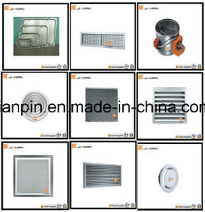 Removable Ceiling Aluminum Return Air Grille pictures & photos
