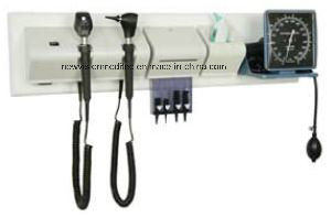 Ophthalmoscope, Otoscope and Sphygmomanometer Diagnosis Set Wall Mount pictures & photos