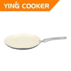 2016 New Style Non-Stick Ceramic Aluminum Flat Pan