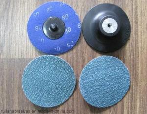 Zirconia Blue Quick Change Disc, Grinding Disc