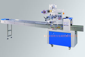 CB-100 Flow Pack Machine for Biscuits