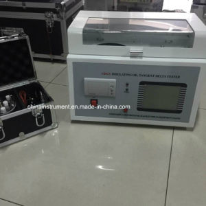 Insulating Oil Tan Delta Tester Oil Cup Test-Bridge for Dielectric Loss pictures & photos