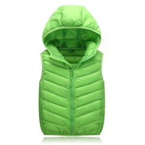 2016 New Woman Winter Clothing Down Vest Down Jacket 602 pictures & photos