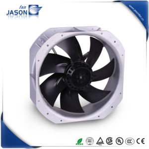 280mm X 80mm High Rpm 7 Blade Aluminum AC Axial Cooling Case Fan 220 Volt pictures & photos