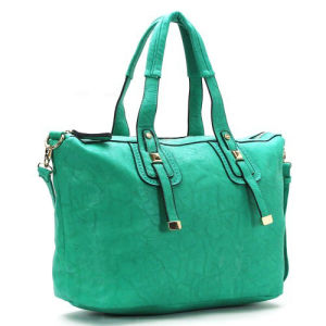 Fashion Tote Bag Leather Handbags (LDO-15011) pictures & photos