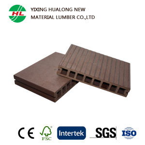 Outdoor Composite Decking for Swimming Pool (M18) pictures & photos
