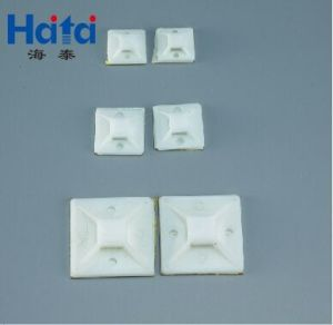 Back Adhesive Tie Mount, Cable Tie Mounts pictures & photos