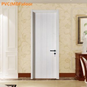 Economical PVC Door with Western Style pictures & photos