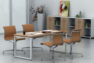 New Style Modern MDF Office Desk Office Table (CT-3539) pictures & photos