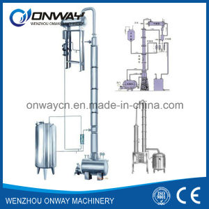 Jh Hihg Efficient Factory Price Stainless Steel Solvent Acetonitrile Ethanol Distillery Equipments Alcohol Fractional Distillation Column pictures & photos