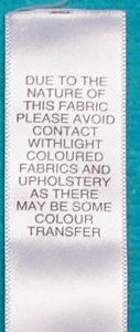 Green Custom Woven/Print/PVC Label for Clothing pictures & photos