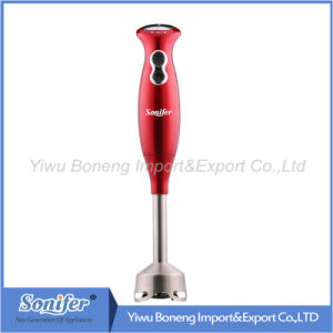 Sf-3061, Mini Electric Hand Blender Multi-Function with Turbo and Stainless Steel Foot