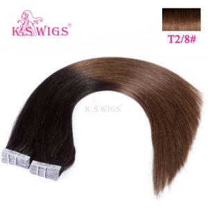 European Tape on Hair Extension Human Hair pictures & photos