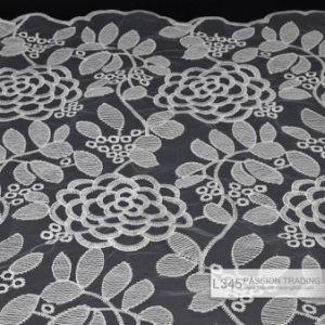 Lace, Garment Accessories Lace Crochet Woven Cotton Fabric Lace, L345