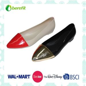 Beautiful Design, Delicate Decoration, PVC Casual Shoes pictures & photos