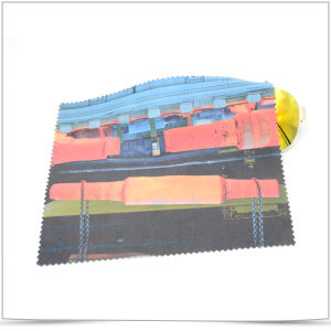 Factory Produced Sunglasses Microfibre Cleaning Cloth pictures & photos
