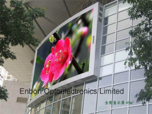 Outdoor P6 Full Color LED Display Screen for Commercial pictures & photos
