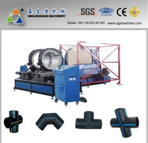 HDPE 45 Degree Fitting Welding Machine pictures & photos