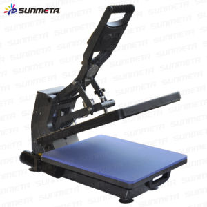 T-Shirt Heat Press Machine Heat Transfer Machine by Sunmeta St4050-a pictures & photos