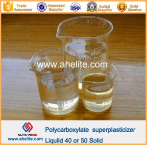 Concrete Additives Polycarboxylate Superplasticizer Liquid 40% 50% Solid pictures & photos