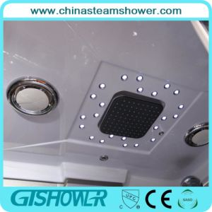 Bathroom Glass Steam Massage Shower Kit (GT0515A) pictures & photos