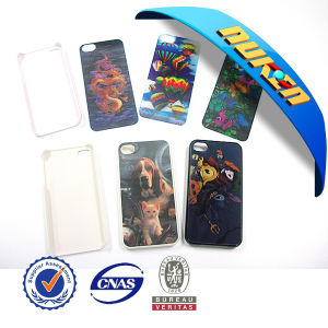 2015 Good Quality New 3D Lenticular Phone Case pictures & photos
