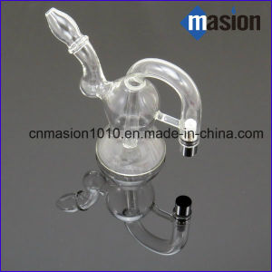 Smoking Pipe Glass Teapot Atomizer (MP4) pictures & photos