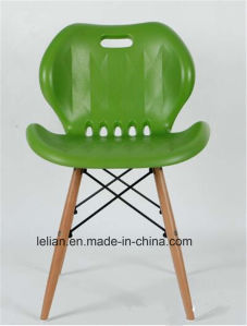 PP Plastic Restaurant Stacking Dining Chair pictures & photos