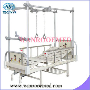 Bam200g High Quality Medical Furniture Manual Orthopedic Traction Bed pictures & photos