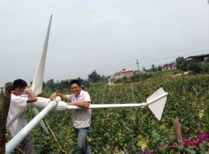 Wind Generator,Wind Turbine,Wind Mill (FD20KW) pictures & photos