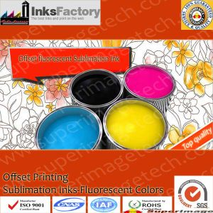 Offset Fluorescent Sublimation Ink pictures & photos