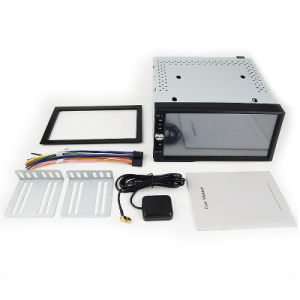 7.0inch Double DIN 2DIN Car MP5 Player with Wince System pictures & photos