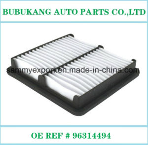 Cheverolet / Daewoo Matiz - Air Filter 96314494