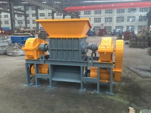 Tire Shredder Machine, Waste Material Recycling Shredder pictures & photos