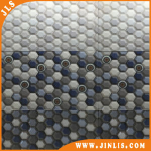 Building Material 3D Mosaic Decorative Bathroom Tile Ceramic Wall Tile pictures & photos