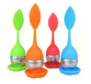 Silicone Tea Infuser, Stainless Steel Infuser, Tea Strainer, Tea Filter pictures & photos