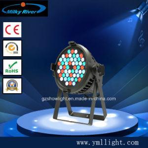 54*3W LED PAR54 3W LED Waterproof Paroutdoor 54* 3W RGBW Waterproof LED Zoom PAR pictures & photos