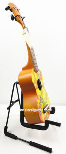 China Aiersi Hot Sale Adjustable Metal Ukulele Stand pictures & photos
