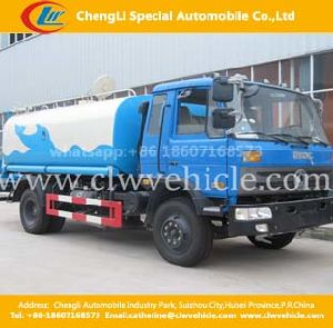 Dongfeng 1000L Water Spray Tank Truck Water Sprinkler Truck pictures & photos