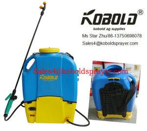(KB-20EM-8) 12V12ah 20L Knapsack Electric Sprayer pictures & photos