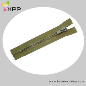 #3 Metal Brass Garment Zipper C/E pictures & photos
