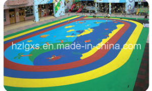 Colourful EPDM Granules Used for Rubber Floor Tiles (10) pictures & photos