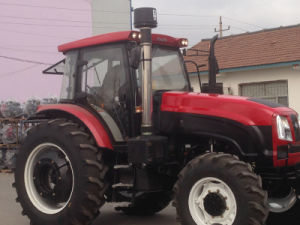 Made in China 90 HP 100HP 110HP Traktor pictures & photos